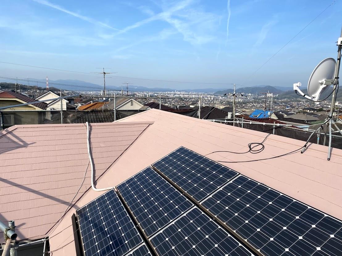 福山市 屋根塗装
