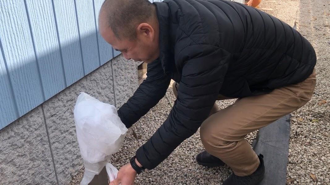 水道凍結福山市