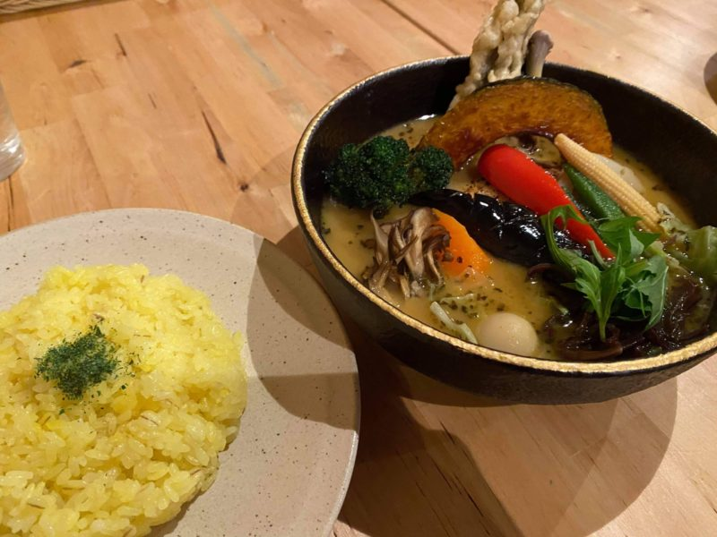 東広島スープカリー