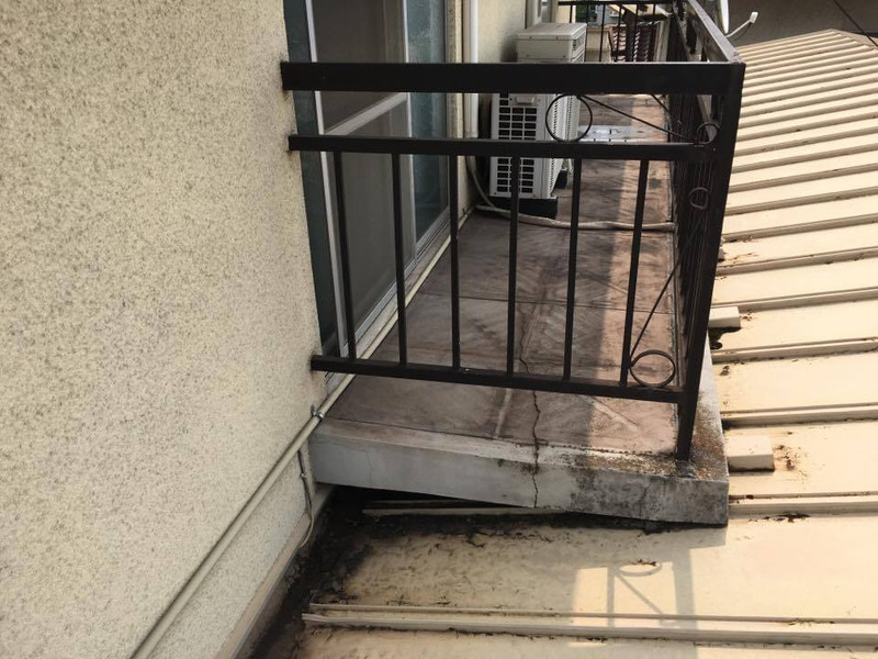 福山市雨漏り修理
